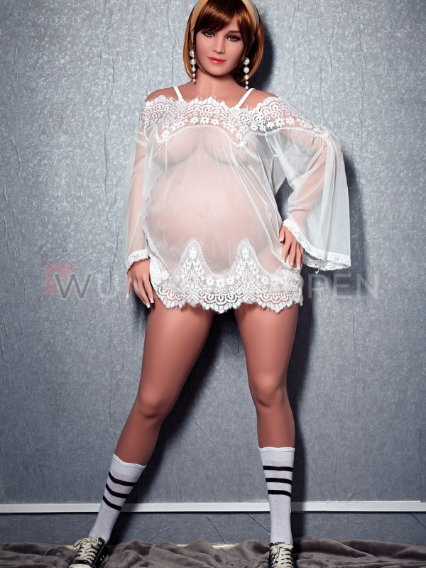 Nicole schwangere Real Doll Sexpuppe 10