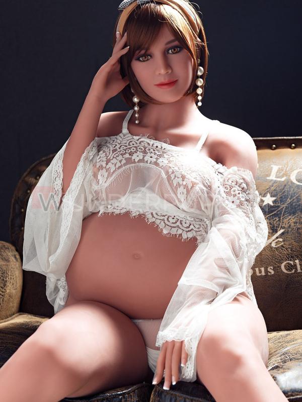Nicole schwangere Real Doll Sexpuppe 12